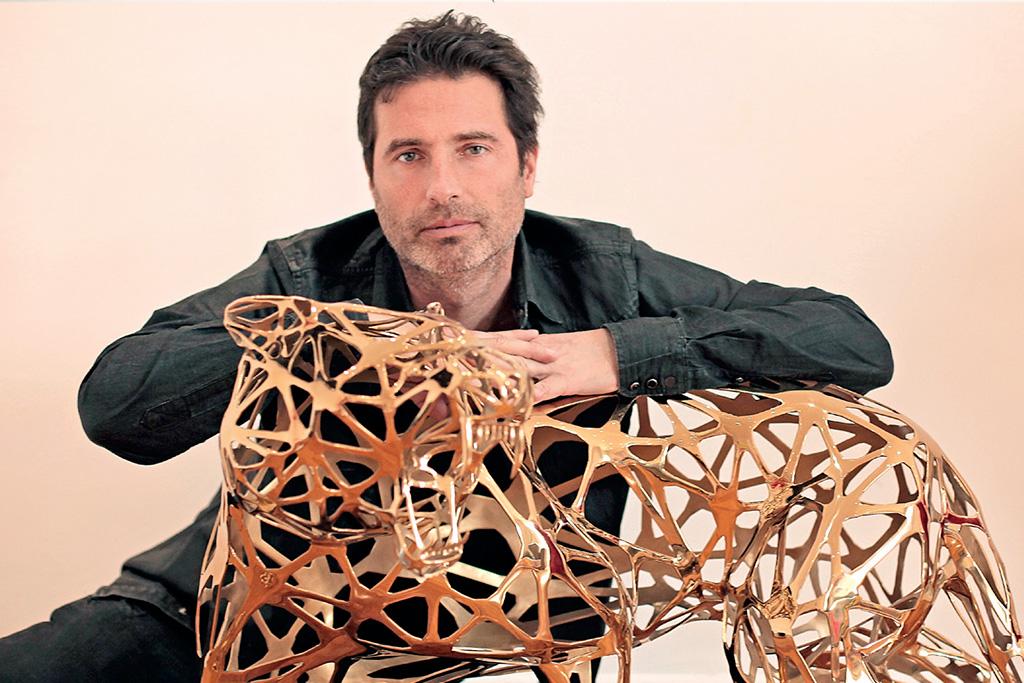 richard orlinski le site officiel de l 39 artiste richard orlinski. Black Bedroom Furniture Sets. Home Design Ideas